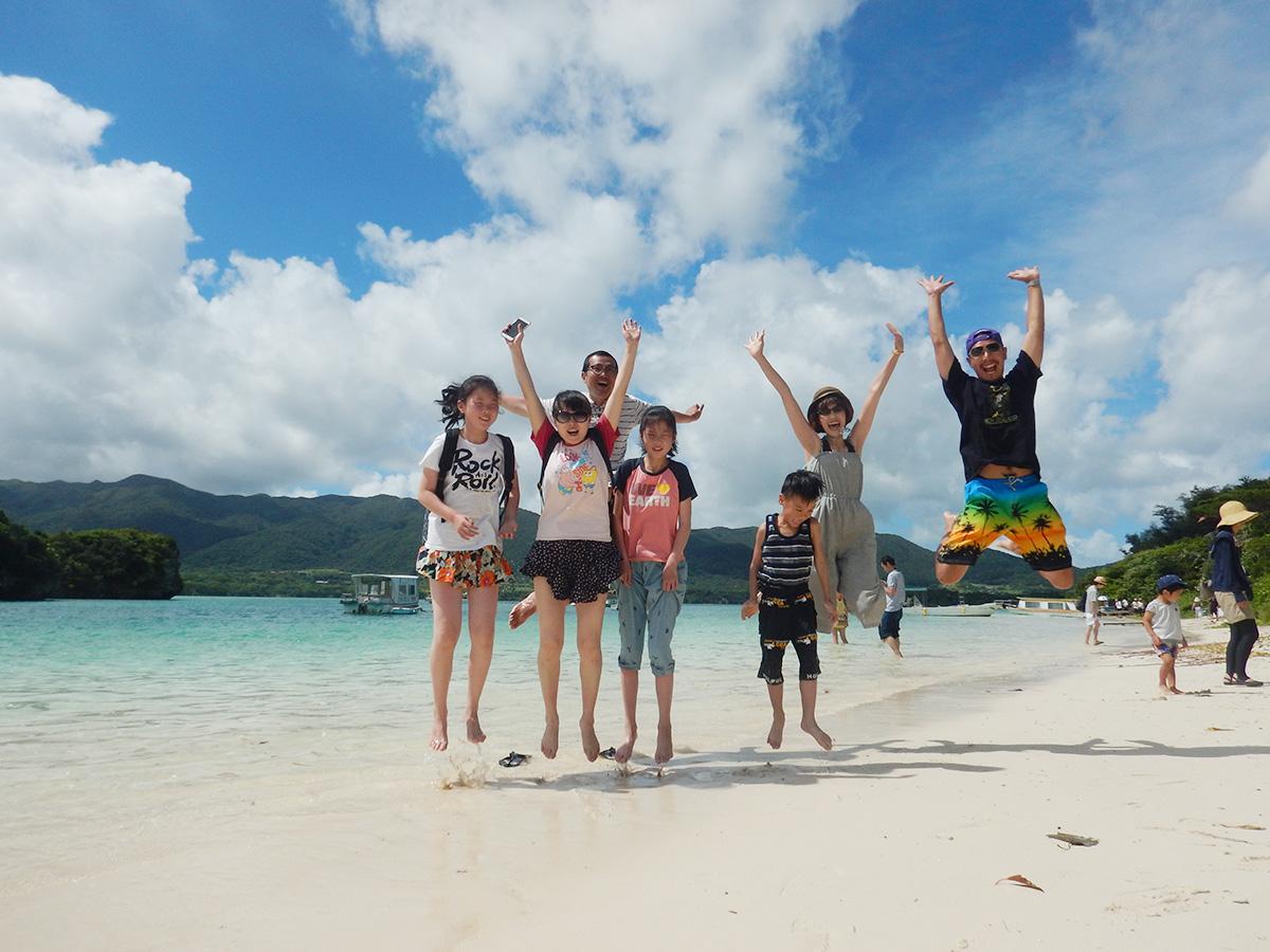 石垣島1周観光+青の洞窟&ビーチでゆっくりシュノーケルツアー 1日コース